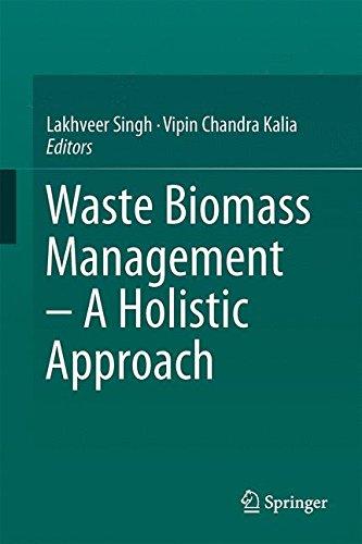 Waste Biomass Management – A Holistic Approach