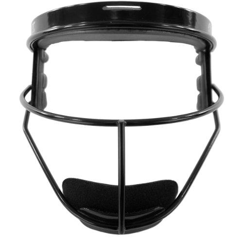RIP-IT Defense Mask - Softball - Adult - Black by RIP-IT Sports