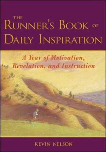 Runners Book Daily Inspiration Instruction product image