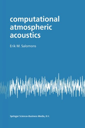 Computational Atmospheric Acoustics