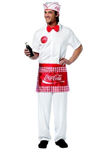 Rasta (Mens Soda Jerk Costumes)