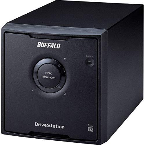 (Buffalo DriveStation Quad 4-Drive Desktop DAS 24 TB)