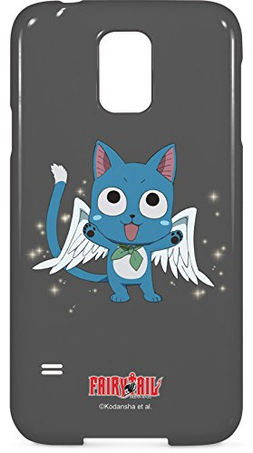 Fairy Tail Galaxy S5 Lite Case - Fairy Tail Happy Lite Case For Your Galaxy S5 (S5 Tail Fairy Galaxy)