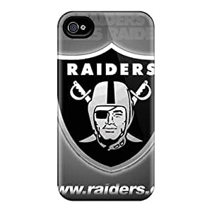 Iphone 6 HAH7207cnoC Allow Personal Design Beautiful Oakland Raiders Skin Scratch Protection Hard Cell-phone Case -KennethKaczmarek