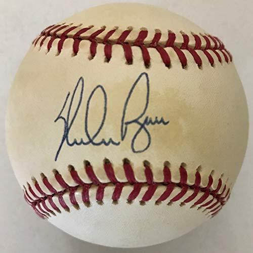 Ryan Ball Nolan (Nolan Ryan Autographed Official American League Baseball)