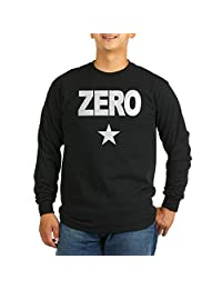 CafePress - Zero - Unisex Cotton Long Sleeve T-Shirt