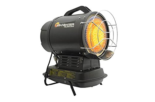 Mr. Heater Corporation MH70KFR 70K BTU Kerosene Radiant Heater Multi