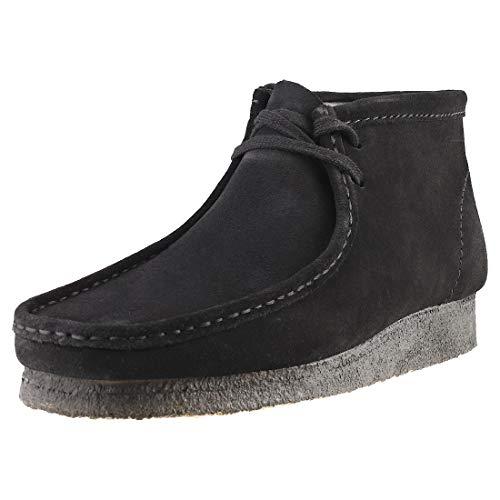 Wallabee Black Clarks Stivaletti Boot da Uomo Black Hxxdq8wX