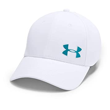 Under Armour Mens Golf Headline 3.0 Gorra, Hombre, Blanco, L/XL ...