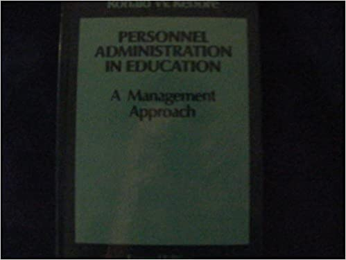 personnel management in education