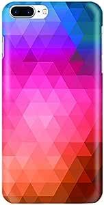 Stylizedd Apple iPhone 7 Plus Slim Snap case cover Matte Finish - Anna's Prism