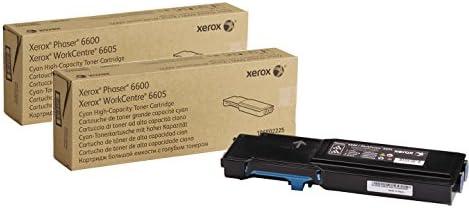 5x Patrone XXL für Xerox Phaser 6600-dn