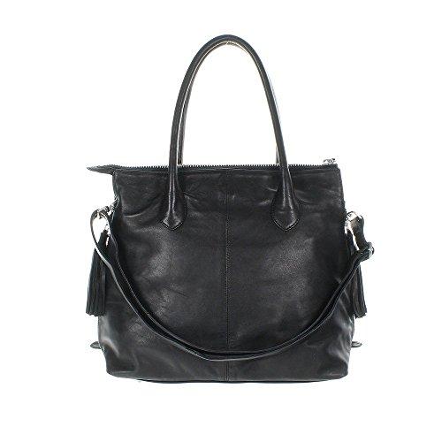 Another Bag, Borsa a tracolla donna nero nero