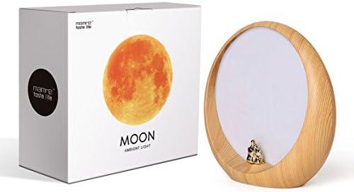 mamre Moon Ambient Light DIY Anniversary Wedding Valentines Day Gift Ideas Art Décor, Love Beneath The Red Moon 41dPLJfbp 2BL