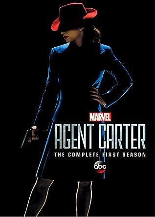 Resultado de imagen para agente carter season 1 poster