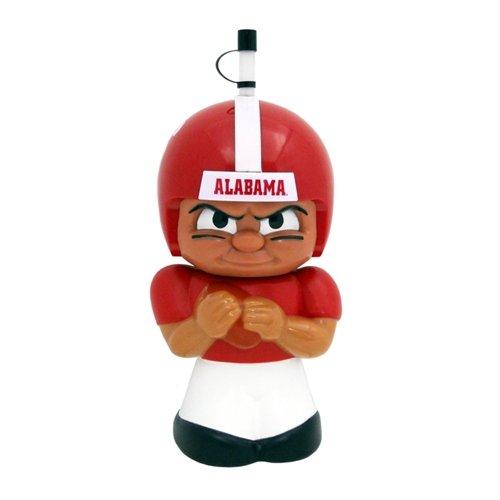- TeenyMates NCAA Football Big Sip Alabama Crimson Tide Water Bottle