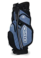 Silencer technology features 15 individual compartments that allow for a variety of club configurations. Each compartment has a protective membrane at the top that centers and gently holds the club shaft. The compression fit bottom securely h...