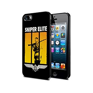 Sniper Elite 3 Game Snp03 Silicone Case Cover Protection For iPhone 5c @boonboonmart