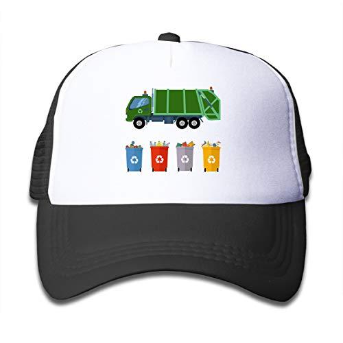 Waldeal Boys Recycling Bin Trash Truck Garbage Man