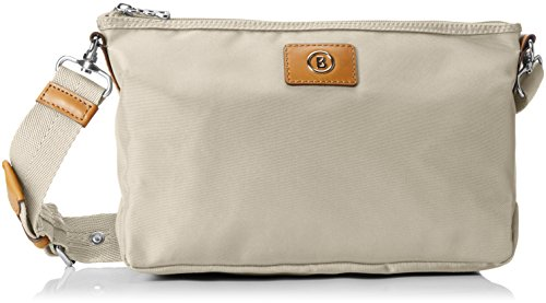 Bogner New Rose, Borsa a tracolla Donna Beige (Shell)