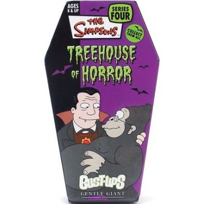 Simpsons Bust-Ups Series 4 TreeHouse of Horror Dracula Hibbert & Grampa Gorilla Figure by Gentle Giant