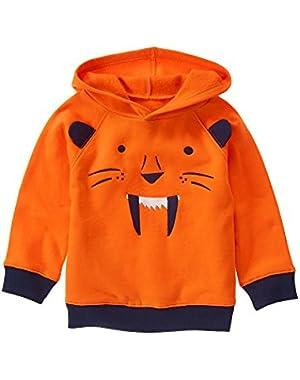 Baby Boy Tiger Hoodie