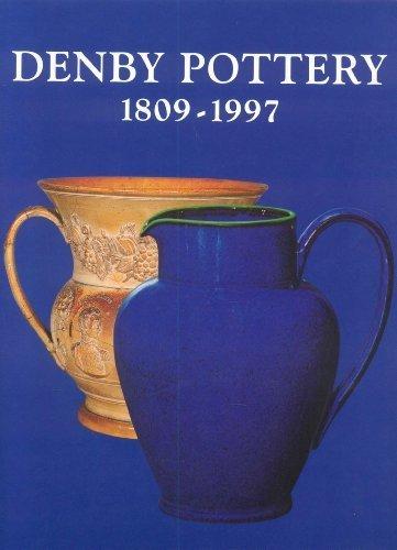 Denby Pottery 1809-1997: Dynasties and Designers by Hopwood, Irene, Hopwood, Gordon (1997) Hardcover