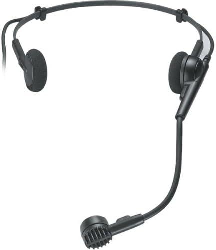 B000JJIKMC Audio-Technica PRO 8HEmW Hypercardioid Dynamic Headworn Microphone 41dPO4IODoL