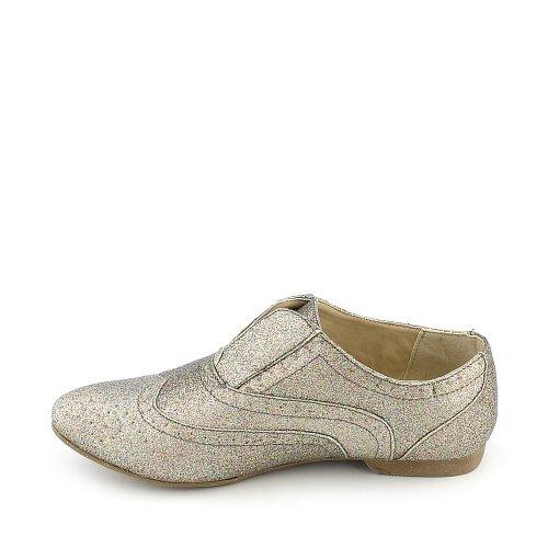 Shiekh Vrouwen Berry-03 Casual Flat Multi-glitter