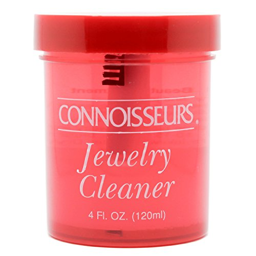 Connoisseurs Jewelry Cleaner 4 Ounce 2 cases 48 - Case Connoisseurs