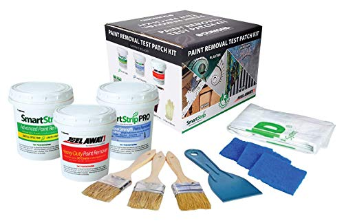 Tpk01w Complete Paint Removal Test Patch Kit (Grk01w) (Paint System Removal)