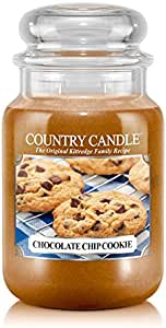 Kringle Chocolate Chip Cookie Jar Candles, Large, 623g
