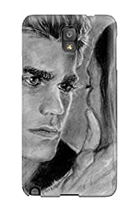 Anne C. Flores's Shop Lovers Gifts Pretty Galaxy Note 3 Case Cover/ People Series High Quality Case 2265049K54077218