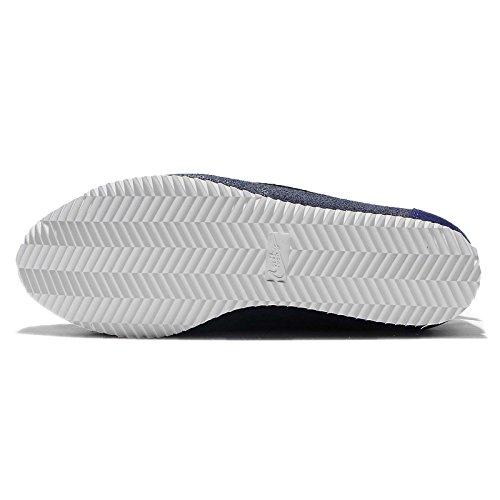 Ugg Menns Cortez 72, Trofast Blå / Trofast Blå-metallisk Tinn-hvit Trofast Blå / Trofast Blå-metallisk Tinn-white