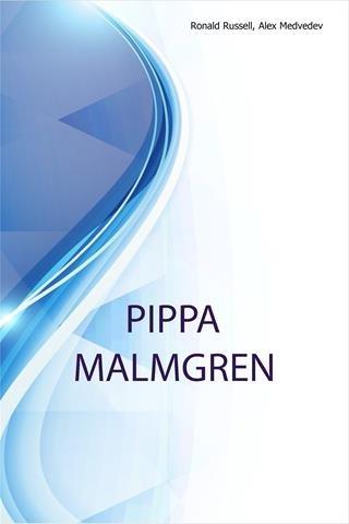 Pippa Malmgren, Co Founder at H Robotics ebook
