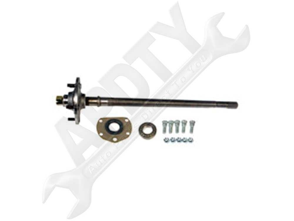 APDTY 741426 Rear Axle Shaft Left