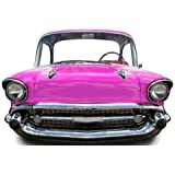 Pink Car - Stand In Large Cardboard Cutout / Standee / Standup
