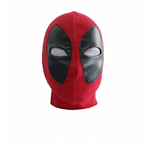 Royal Wise Deadpool Headwear Cosplay Cool Mask, Adult (Easy Comfortable Costumes)