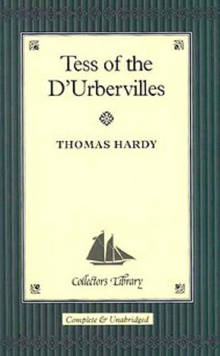 The issues of english culture in thomas hardys tess of the durbervilles