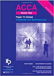 Acca f4 glo corporate and business law epub download