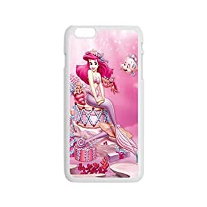Pink lovely mermaid Cell Phone Case for Iphone 6