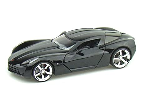Amazon Jada 2009 Corvette Stingray Concept Bigtime Muscle 124