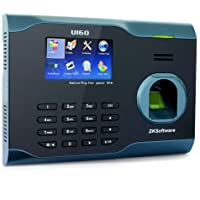Zk U160 Biometric Fingerprint Time Attendance Time Clock Time Recorder by Tekit