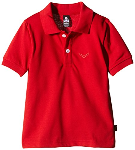 TRIGEMA TRIGEMA Polo-Shirt Piqué-Qualität Gestickte TRIGEMA-Schwinge auf der Brust