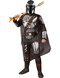 Men's Star Wars The Mandalorian Costume and Mask