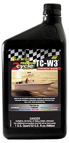 Star brite Premium 2 Stroke Oil TC-W3, 32 oz