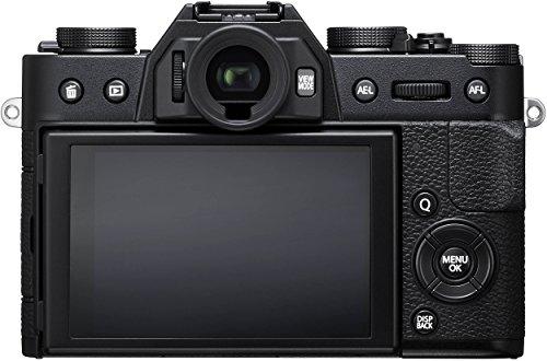 Fujifilm X-T20 Mirrorless Camera Body 64GB Body Bundle (Black)