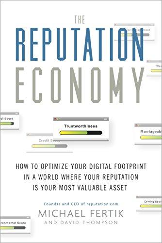 f50047ebd31 Amazon.com  The Reputation Economy  How to Optimize Your Digital ...