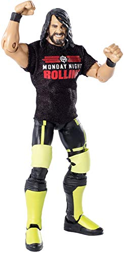 WWE Seth Rollins Elite Top Picks Action Figure (Wwe Toys Elites)