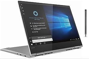 "New 2018 Lenovo Yoga 730 2-in-1 15.6"" FHD IPS Touch-Screen Laptop, Intel i5-8250U, 8GB DDR4 RAM, 256GB PCIe SSD, Thunderbolt, Fingerprint Reader, Backlit Keyboard, Built for Windows Ink, Win10"